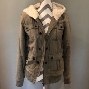 Element Sherpa Military Style Jacket